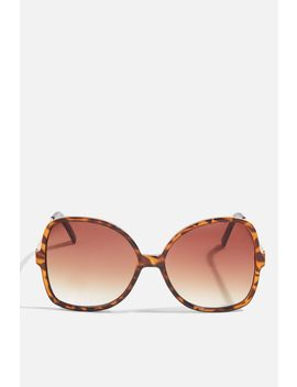 Oversized Square Frames by Topshop