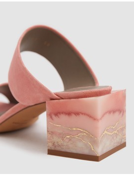 Marmo Sandal In Rosa by Need Supply Co.