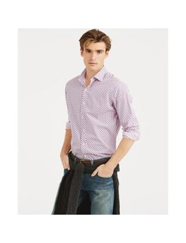 Classic Fit Foulard Shirt by Ralph Lauren