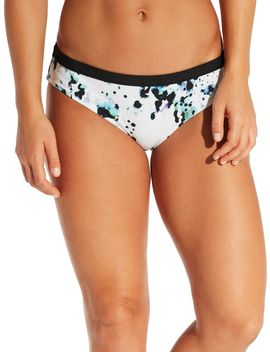 Calia By Carrie Underwood Women's Wide Banded Printed Bikini Bottoms by Calia By Carrie Underwood