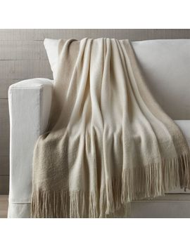 Tepi Natural Throw by Crate&Barrel