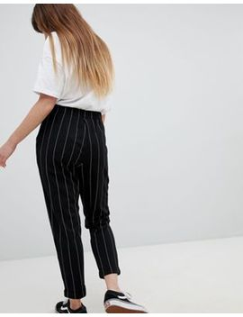 New Look Stripe Pull On Pants by New Look