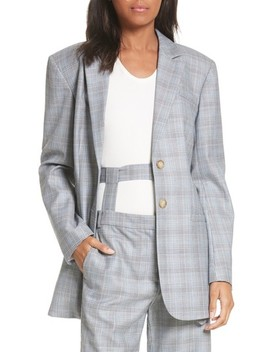 Side Cutout Blazer by Tibi
