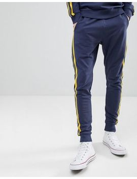 Only & Sons Joggers With Track Stripe by Only & Sons