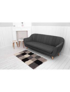 Carpet Runner Area Rug Wool, Hallway Runner, Grey Area Rug, Living Room Rug, Floor Runner, Kitchen Runner, Long Runner Rug, Washable Runner by Etsy