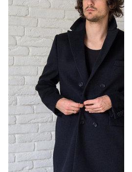 Manteau Pour Homme, Manteau Homme, Redingote Noire, Veste Manteau, Manteau Sur Mesure, Manteau Classique, Redingote, Manteau Noir, Manteau En Laine Par Olena Molchanova. by Etsy