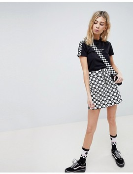 Vans X Lazy Oaf Sorry Im Late T Shirt by Vans