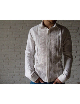 Chemise Pour Homme, Slim Fit Chemise, by Etsy