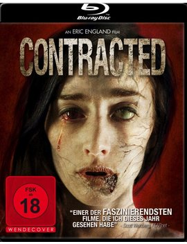 Contracted [Blu Ray] by Amazon