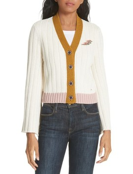 Moala Colorblock Cardigan by Ted Baker London