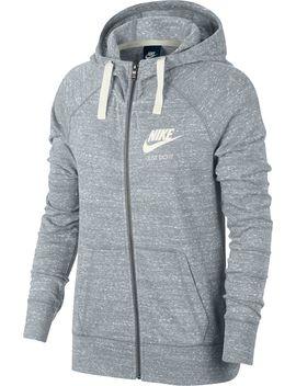 Nike Women's Sportswear Vintage Full Zip Hoodie by Nike
