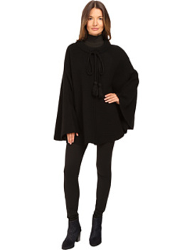 Poncho With Long Tassel Cords by Atm Anthony Thomas Melillo