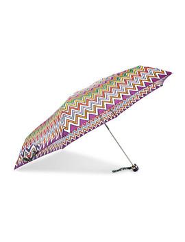 Supermini Printed Shell Umbrella by Missoni