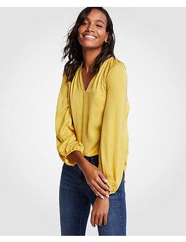 Full Sleeve Blouse by Ann Taylor