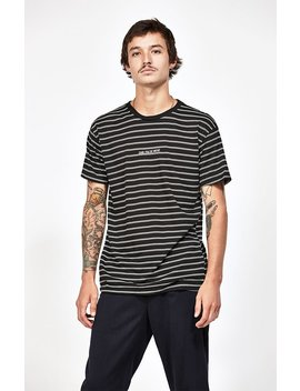 One False Move Striped Relaxed T Shirt by Pac Sun