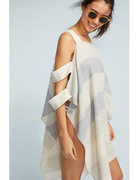 Pondicherie Dia Cover Up Poncho by Pondicherie
