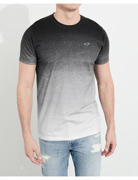 Must Have Crewneck Tee by Hollister