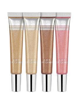4 In 1 Glittery Lip Topper Kit by PÜr