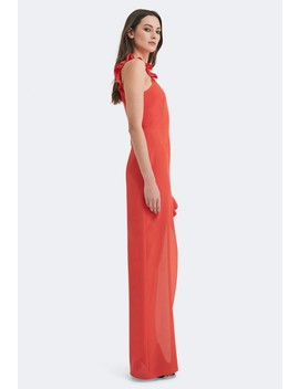 Juan High Split Maxi Dress by Aq/Aq