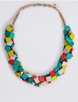 Pop Art Necklace by M&S Collection