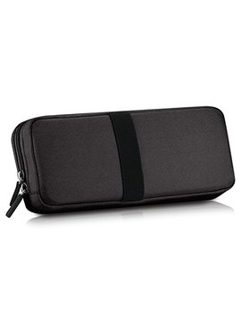Soyan Carrying Case For Nintendo Switch, Portable Protective Pouch Case With 10 Game Card Holders (Black) by Soyan
