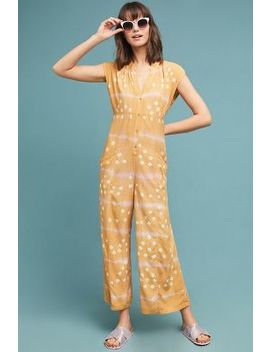 Sherbert Tie Dye Jumpsuit by The Odells