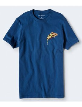 Thin Crust Graphic Tee by Aeropostale
