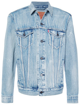 Trucker Jackethome Men Clothing Denim Jackets by Levi's