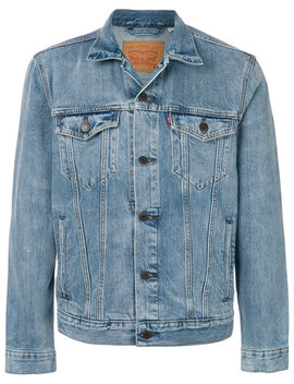 Classic Denim Jacket Home Men Clothing Denim Jacketsslim Fit Jeansclassic Denim Jacket by Levi's