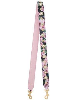 Rose Studded Bag Strap by Dolce & Gabbana