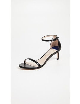 Nudist Traditional 45mm Sandals by Stuart Weitzman