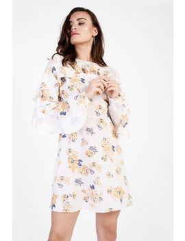 **Floral Dress By Glamorous by Topshop