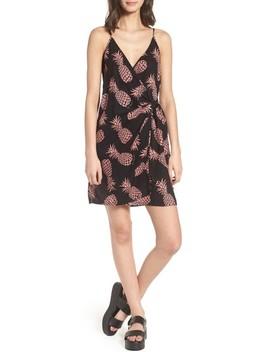 Malia Wrap Dress by Rails