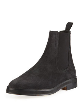 Yeezy Suede Chelsea Boot by Yeezy