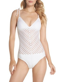 Carly One Piece Swimsuit by Robin Piccone