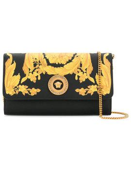 Barocco Print Crossbody Bag by Versace