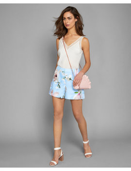 Harmony Bow Detail Shorts by Ted Baker