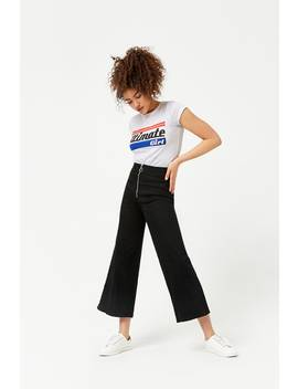 Wide Leg Jeans by F21 Contemporary