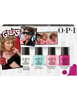 Grease Nail Lacquer Mini 4 Pack by Opi