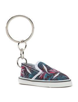 Slip On Keychain by Vans