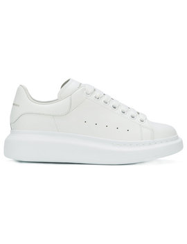 Extended Sole Sneakershome Women Shoes Trainers by Alexander Mc Queen
