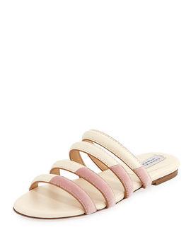 Anderson Strappy Slide Sandal by Gabriela Hearst