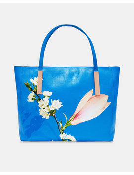 Harmony Large Leather Tote Bag by Ted Baker