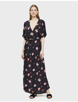 Olivia Maxi Dress In Roses by Need Supply Co.