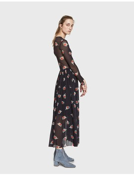 Tilden Mesh Maxi Dress by Need Supply Co.