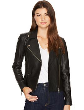 H1175000 Leather Jacket by Liebeskind