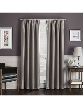 sebastian-rod-pocket-insulated-total-blackout-window-curtain-panel by bed-bath-and-beyond