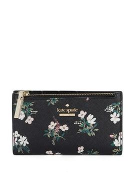 Cameron Street Flora Mikey Leather Wristlet by Kate Spade New York