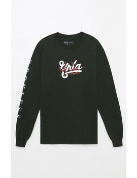 Array Long Sleeve T Shirt by Young & Reckless