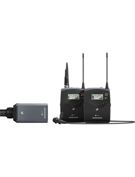 Ew 100 Eng G4 Wireless Microphone Combo System A1: (470 To 516 M Hz) by Sennheiser